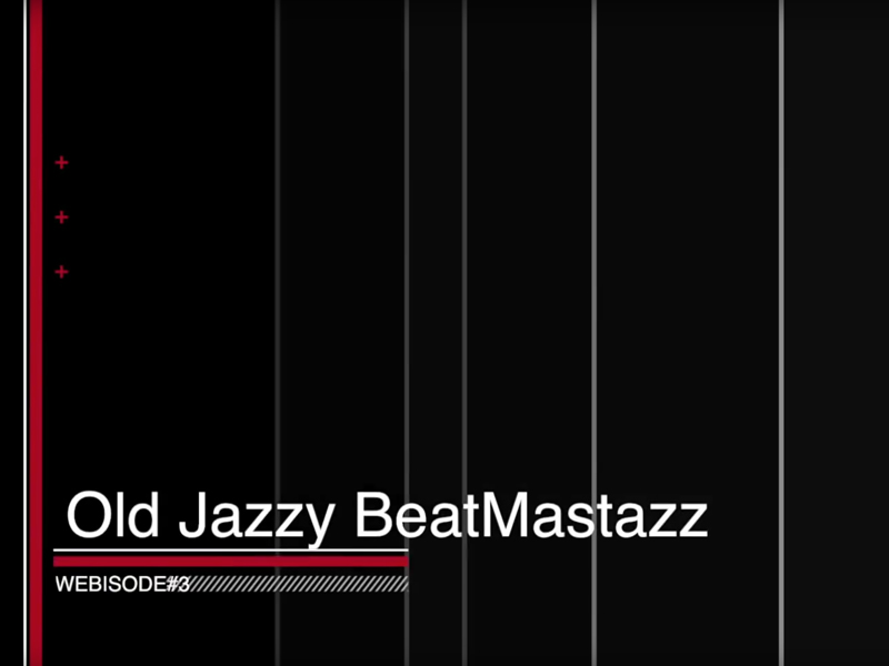 Old Jazzy Beat Mastazz video clip