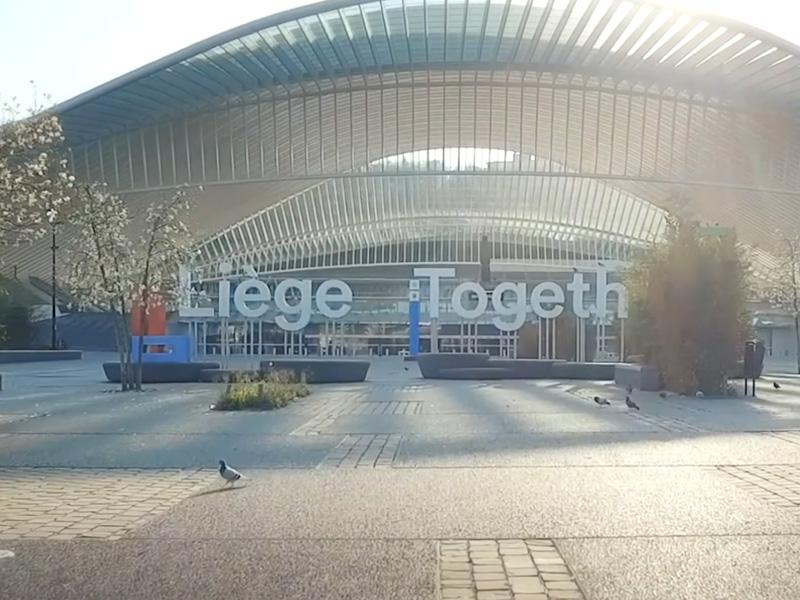 Un vent de solitude traverse Liège en 2020