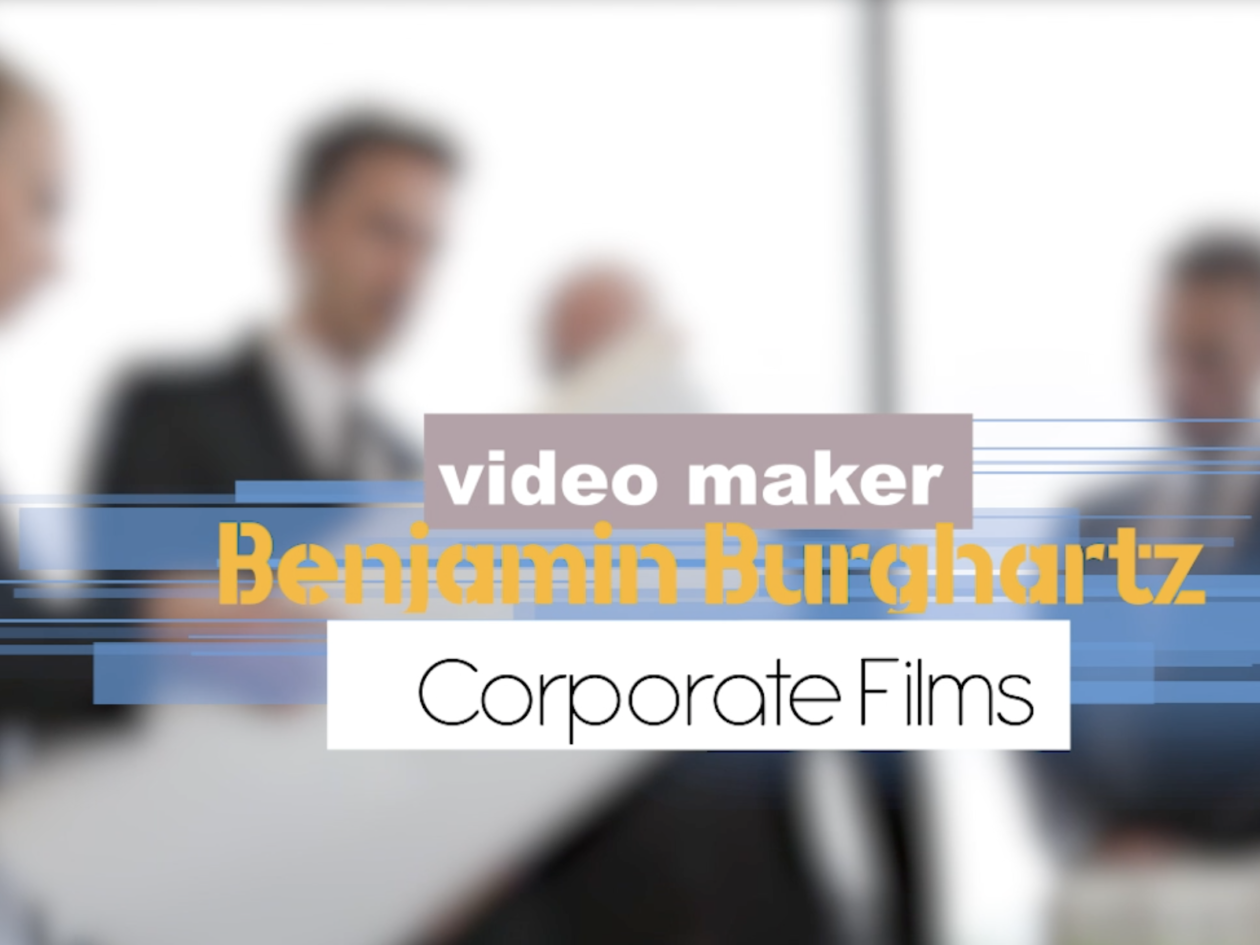 Video d'entreprise / corporate Film
