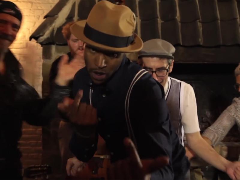 Old Jazzy Beat Mastazz – Un Vers Pour La Maison